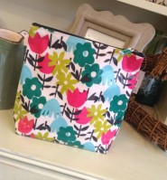 Gisela Graham Tulips Washbag